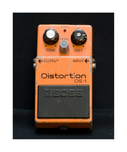 ~1980 Boss DS-1 Distortion