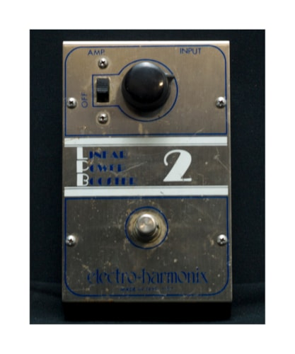 ~1970 ELECTRO HARMONIX Linear Power Booster 2