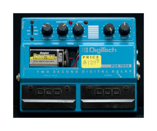 ~1985 Digitech PDS 1002 Two Second Delay
