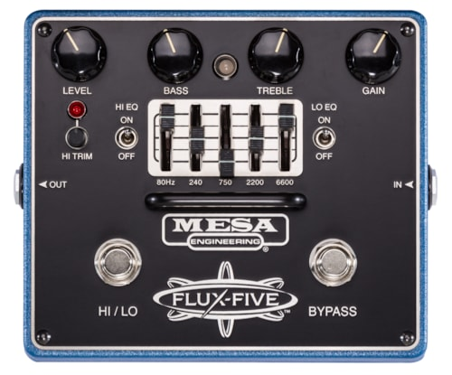 Mesa Boogie Flux-Five Dual Mode Overdrive+