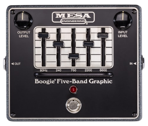 Mesa Boogie Graphic EQ