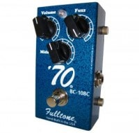 Fulltone Effects 70-BC Fuzz