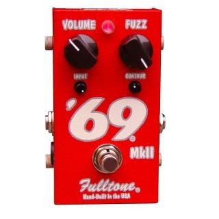 Fulltone Effects '69 MKII Fuzz