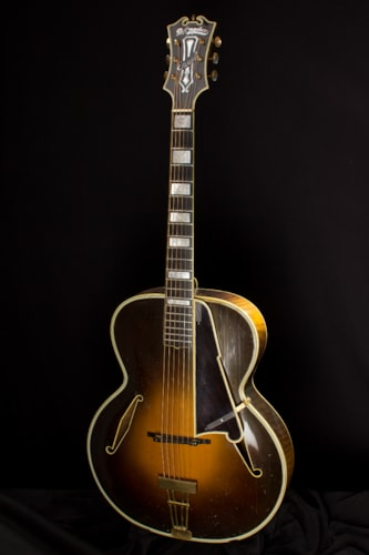 Dhl Customer Service Phone Number >> 1936 D'Angelico Excel Sunburst > Guitars Archtop Electric ...