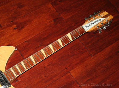 1965 Rickenbacker 360-12 Double Bound (#RIE0357)