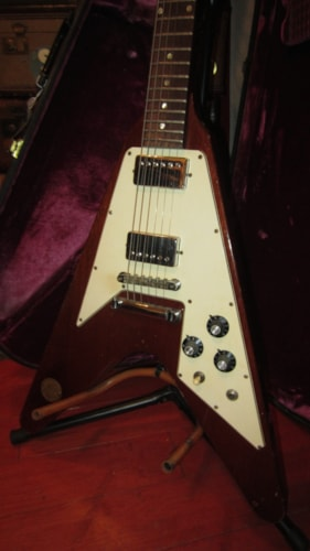1971 Gibson Flying V Medallion #55 of 350 Made