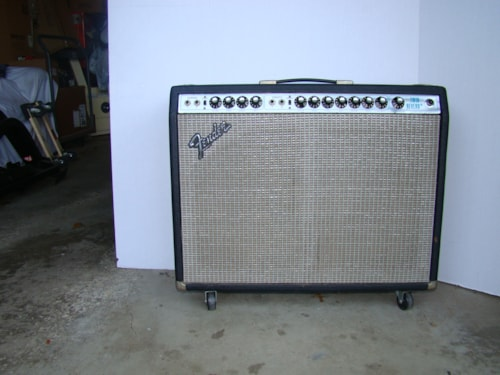1979 Fender Twin Reverb