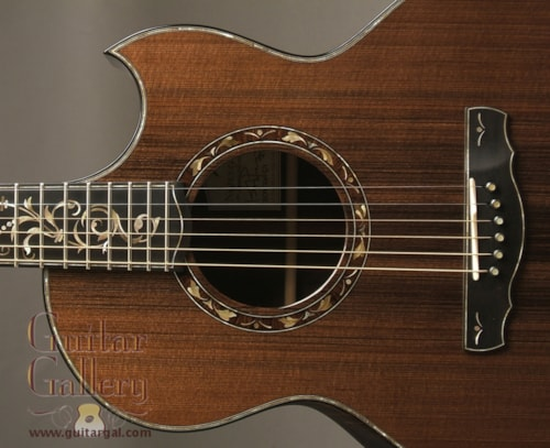 2013 Kevin Ryan Guitars Nightingale Grand Soloist on SALE