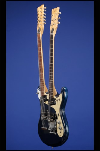 1966 Mosrite Joe Maphis Model Double-Neck 6/12 String