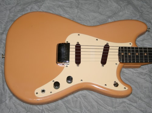 1960 Fender® Duo-Sonic (#FEE0789)