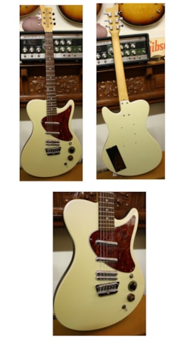 ~2010 Danelectro Solid Body