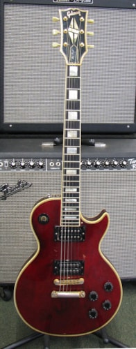 1976 Gibson Les Paul Custom