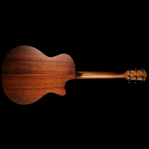 Taylor 324ce Left-Handed Mahogany Top Grand Auditorium Acoustic/Electric Guitar Shaded Edgeburst