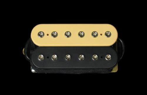 DiMarzio PAF Joe Humbucker Pickup (Zebra) F-Spaced
