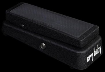 Dunlop Clyde McCoy Crybaby Wah Pedal