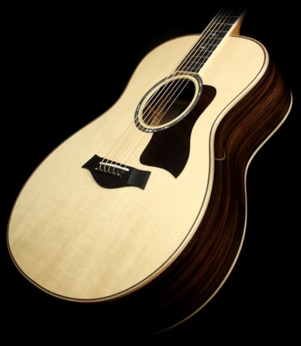 Taylor Used 2015 Taylor 816e Grand Symphony Acoustic/Electric Guitar Natural