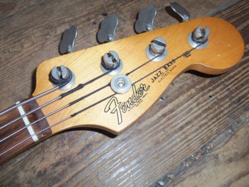 2008 Fender® Road Worn 60's Jazz Bass®