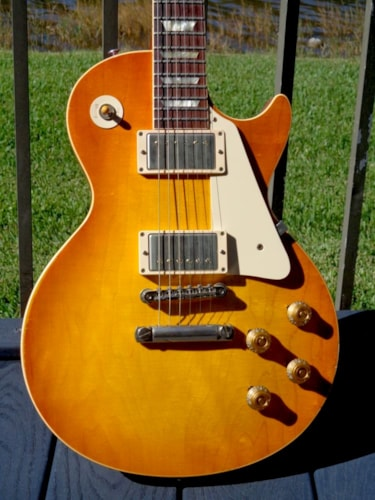 "2008 Gibson LES PAUL Std. LPR-8 ""50th Anniversary"" by Tom Murphy"