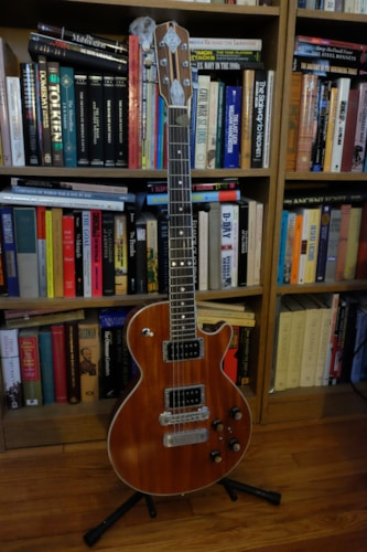 1978 Zemaitis Arched wood top superior