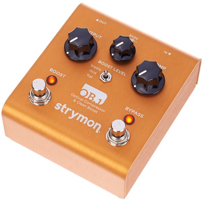 Strymon OB.1  Optical Compressor and Clean Boost