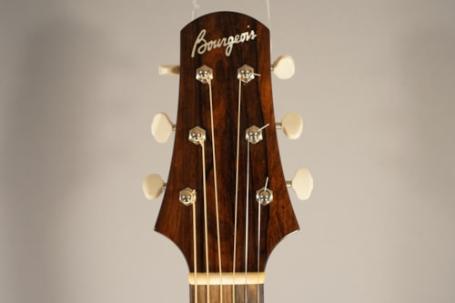 "Bourgeois Guitars USED! Bourgeois Slope D ""Banjo Killer"" Acoustic guitar."