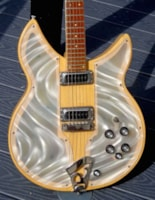 1971 Rickenbacker 331LS Light Show guitar