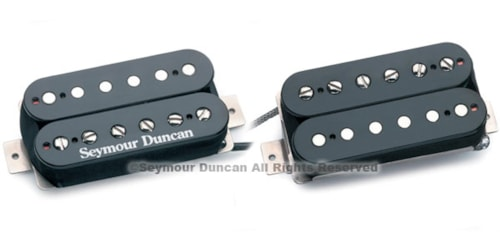 2014 Seymour Duncan Hot Rodded Humbucker Set