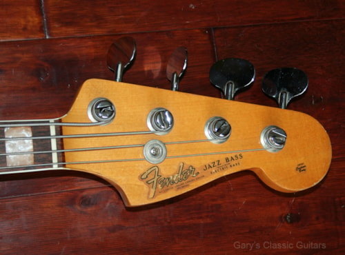 1966 Fender® Jazz Bass® (#FEB0284)