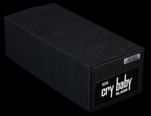 Dunlop Slash Crybaby Wah Effects Pedal
