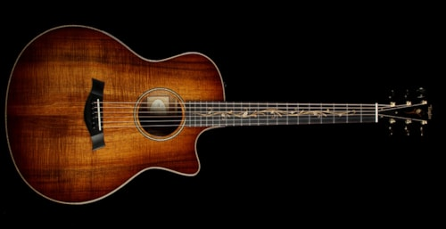 Taylor Used 2015 Taylor K26ce AA Koa Top Grand Symphony Acoustic/Electric Guitar