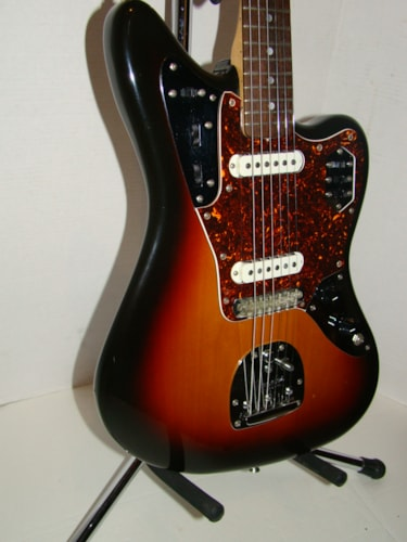 1987 Fender® Jaguar® (Japanese) E6069xx/62 reissue
