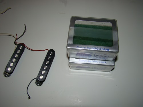 Seymour Duncan Jaguar Pickup Set