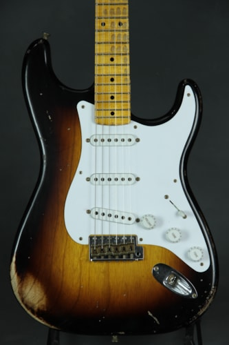 Fender® Custom Shop 60th Anniversary 1954 Stratocaster® Heavy Relic® -