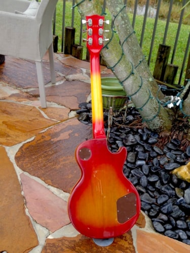 1975 Gibson Les Paul Deluxe LEFTY