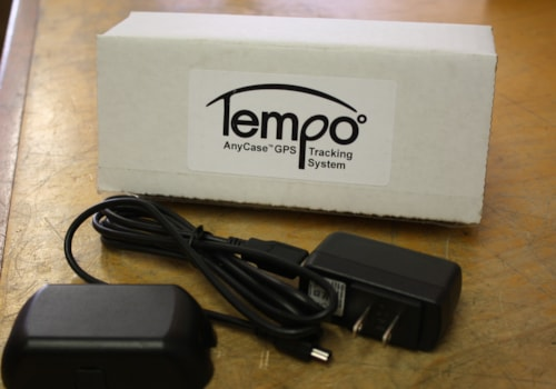 2014 Tempo AnyCase™ Device, GPS Tracking