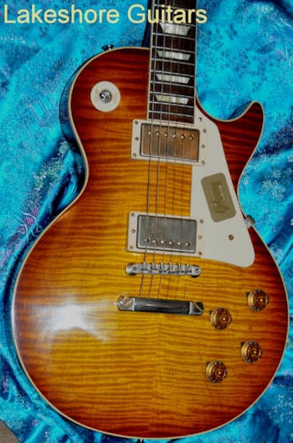 2013 Gibson 59 Les Paul Custom Shop Historic R9