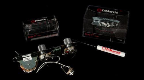 DiMarzio Area T Pre-Wired Tele® Pickup Set