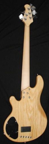 Lakland USA Custom 55-94 Buckeye Burl Maple Bass