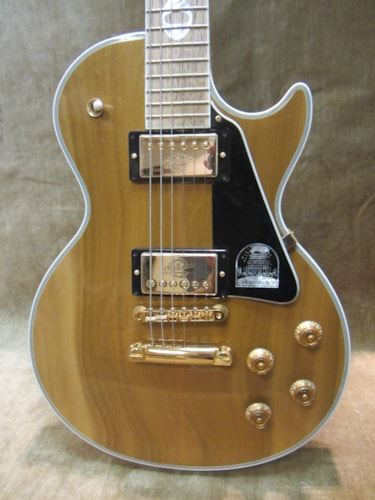 "1999 Gibson LES PAUL ""OLD HICKORY"""