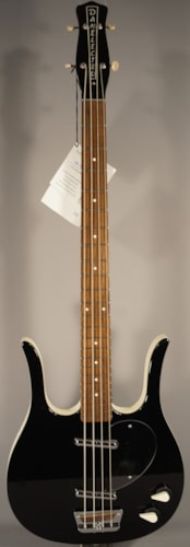 2014 Danelectro NEW! Danelectro Longhorn Bass in Black!