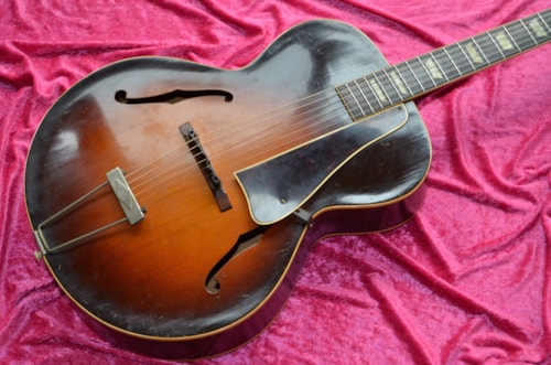 1948 Gibson L-50