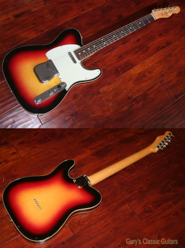 1964 Fender® Custom Telecaster® (#FEE0793)