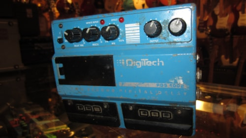 ~1989 Digitech PDS 1002 Two Second Digital Delay
