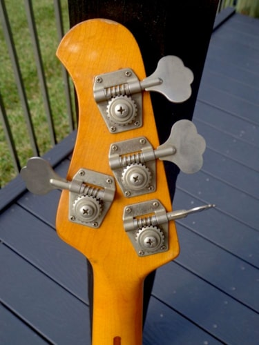 1979 MusicMan Stingray Bass