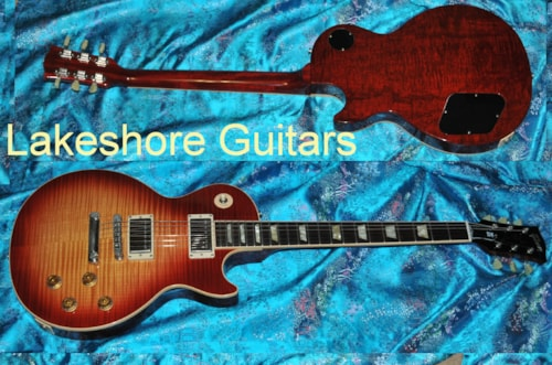 2005 Gibson Les Paul Standard Plus