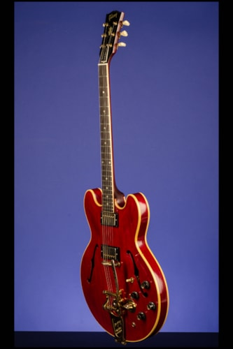 1962 Gibson ES-345TDC  [Special Factory Dot-Neck/Bigsby]
