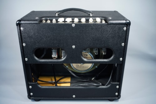 Top Hat USED! Top Hat Super Deluxe Club 1×12 Combo Amplifier el34