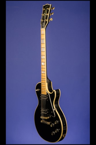 1977 Gibson Les Paul Custom - Maple Fretboard