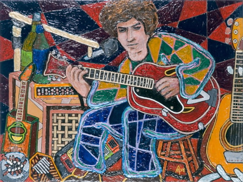 2005 Alex Mortimer Highway 61. An Original Portrait of Bob Dylan