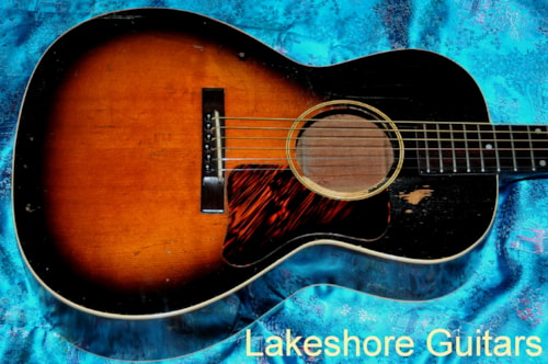 1938 Gibson L00